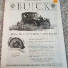 1921 Buick Coupe car ad
