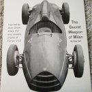1963 Alfa Romeo 512 car article