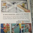 1960 GE Frost-Guard Refrigerator Freezer ad #1