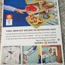 1960 GE Frost-Guard Refrigerator Freezer ad #2