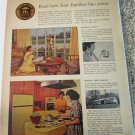 1960 GE Electric Homes ad