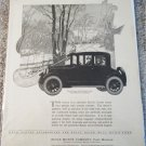 1924 Buick Coupe car ad #1