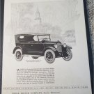 1924 Buick 4 Cylinder Touring car ad #1
