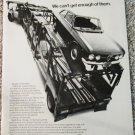 1969 Alfa Romeo 1750 GT Veloce car ad