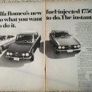 1969 Alfa Romeo 1750s car ad