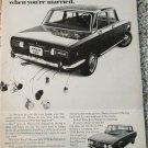 1970 Alfa Romeo 1750 Berlina car ad #2