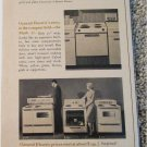 1961 GE Ranges ad #2