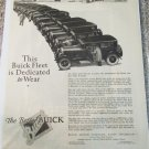 1926 Buick Fleet car ad