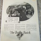 1926 Buick 2 dr sedan car ad
