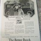1926 Buick car ad