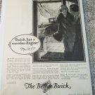 1926 Buick Has A Marvelous Engine car ad