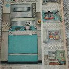 1962 GE Oven ad