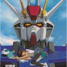 Gundam Seed Newtype 2 Shitajiki/Pencil board