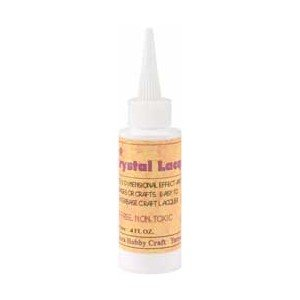 3D Crystal Lacquer 4 oz Refill