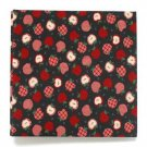 Post-bound 12x12 Scrapbook Album - School Apples