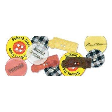 School Buttons