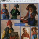 Simplicity Accessories Pattern 9079 - Hats, Bags, Muff