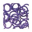 Purple Jump Rings - Junkitz