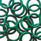 Green Jump Rings - Junkitz