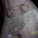 Triple Heart & Crystal Belly Chain - HOT!!!