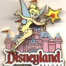 Disney pin: Disney Auctions - Disneyland Resort - Tinker Bell
