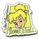 Disney pins: Colorful Box Characters - Tinker Bell