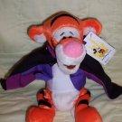 Disney Beanies: Tigger Halloween Vampire - 1999
