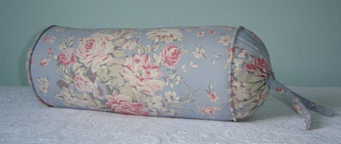 RALPH LAUREN CUSTOM 14X6 SHELTER ISLAND BOLSTER PILLOW