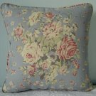 RALPH LAUREN CUSTOM 14X14 SHELTER ISLAND FLORAL PILLOW