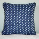 RALPH LAUREN CUSTOM COTE D'AZUR 16X16 PILLOW