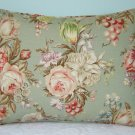 RALPH LAUREN CUSTOM 12X16 CHARLOTTE FLORAL PILLOW