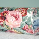 RALPH LAUREN ALLISON FLORAL CUSTOM 14X6 BOLSTER PILLOW