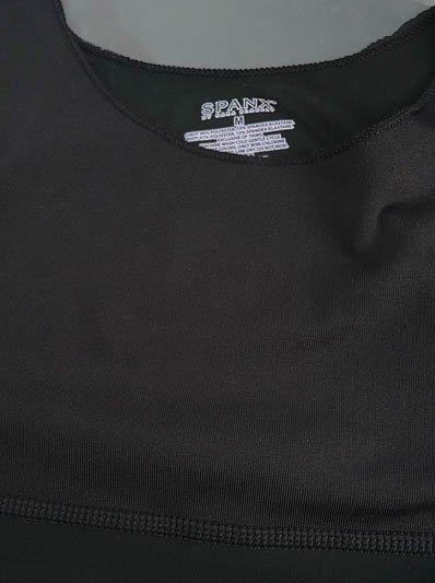Spanx Body Shaper Black Sarah Blakely Full slip Body Shaper  M  8-10