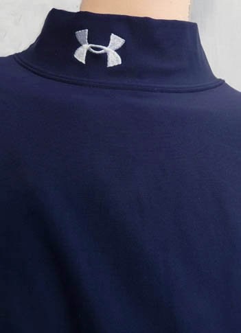 Under  Armour Top Mens Navy XL Long sleeves Pullover  Mens womens