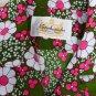 Kamehameha VTG Hawaiian Top blouse shirt Floral SS 60