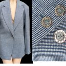 Griffith & Gray for St John Jacket SZ 8 Wool blend Italy