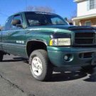 Dodge Ram1500 Quadcab Sport 4x4 Truck