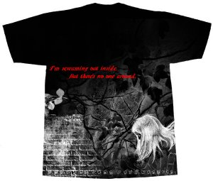Screaming Out Tee (Male)