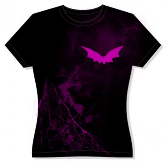 Pink Bat Shirt (Female)