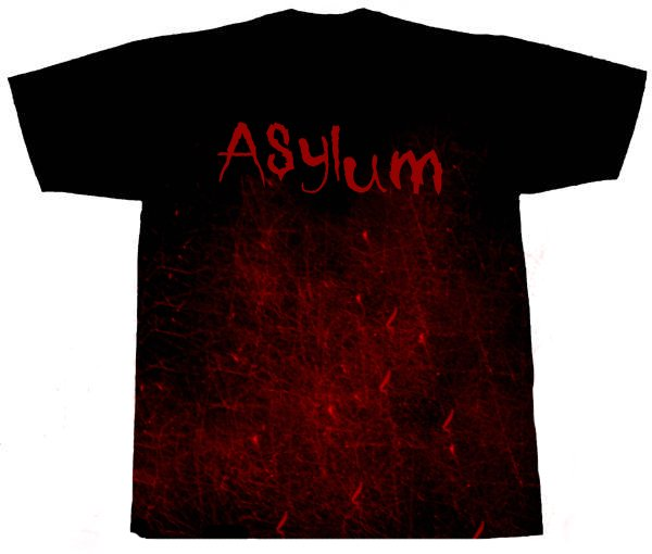 Red Asylum Tee