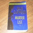 MURDER LIST-Julie Garwood 2005