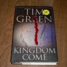 KINGDOM COME-TIM GREEN New hardcover