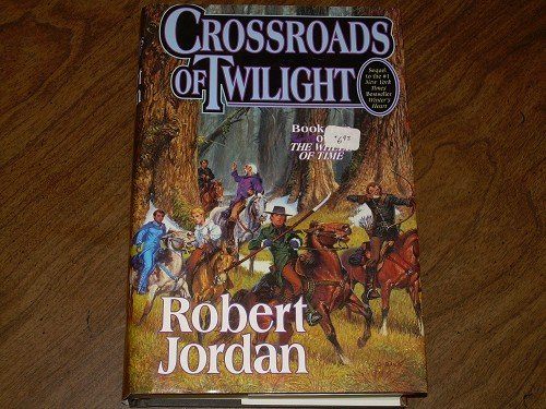 CROSSROADS OF TWILIGHT-ROBERT JORDAN