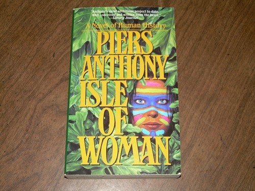 ISLE OF WOMAN-PIERS ANTHONY