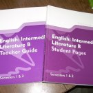 ENGLISH:INTERMEDIATE LITERATURE B-STUDENT &TEACHER K12