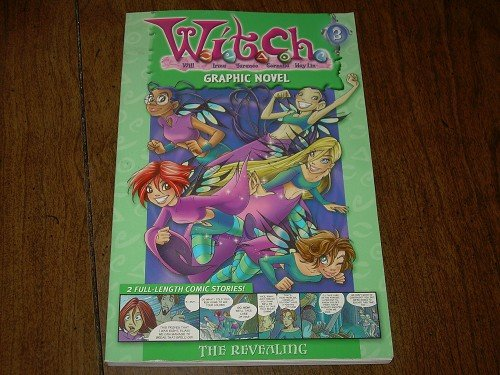 W.I.T.C.H. Graphic novel- #3 THE REVEALING