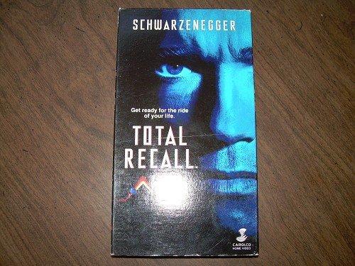 TOTAL RECALL-ARNOLD SCHWARZENEGGER