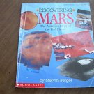 Discovering Mars by Melvin Berger (1992)