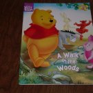 WINNIE THE POOH COLORING BOOK-A WALK IN THE WOODS
