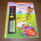 THE GREAT OUTDOORS-RUGRATS COLORING BOOK